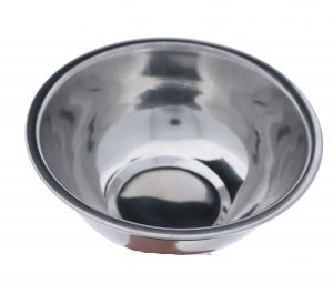 MIXING STAINLESS STEEL BOWL 7 INCH