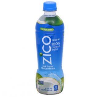 ZICO COCONUT WATER 16.9 FL OZ