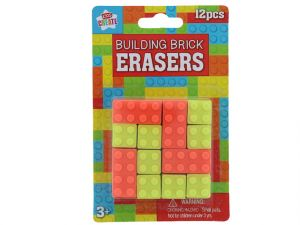 BUILDING BLOCK ERASER