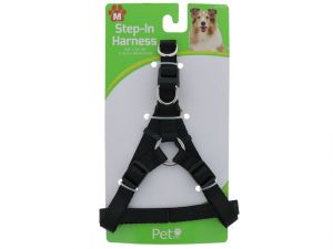 STEP IN HARNESS FOR DOGS