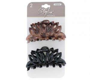 NATURAL CARD CLAW CLIPS 2 PACK