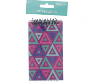 SPIRAL NOTEBOOK 2 PACK