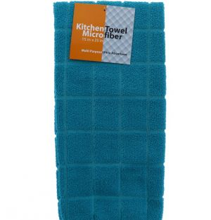 TEAL KITCHEN TOWEL
