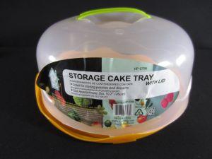 STORAGE CAKE TRAY