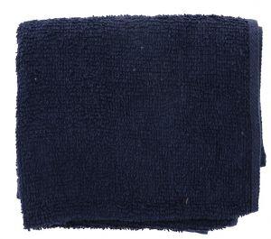 DARK BLUE HAND TOWEL 16 IN X 27 IN