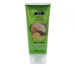 BODY CREAM CITRUS