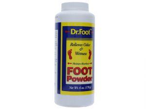 FOOT POWDER MOISTURE 6OZ  SUB