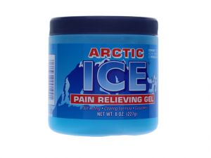 ARTIC ICE ANALGESIC GEL 8OZ