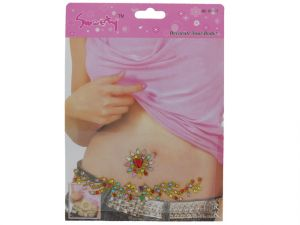 BELLY STICKERS