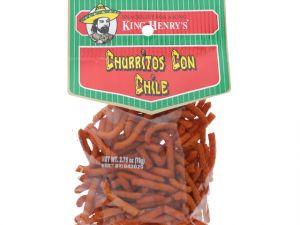 Churritos Con Chile