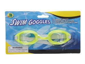 KIDS SINGLE GOGGLE IN BLISTER CARD